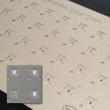 薄型チップ固定タイプ(バネ独立タイプ)