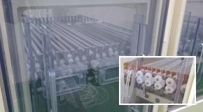 箔材から厚板まで幅広く量産対応