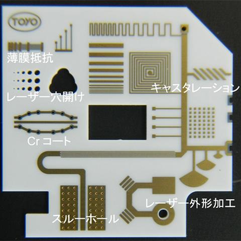 薄膜回路基板<